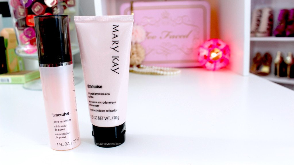 MARY KAY EXFOLIANTE