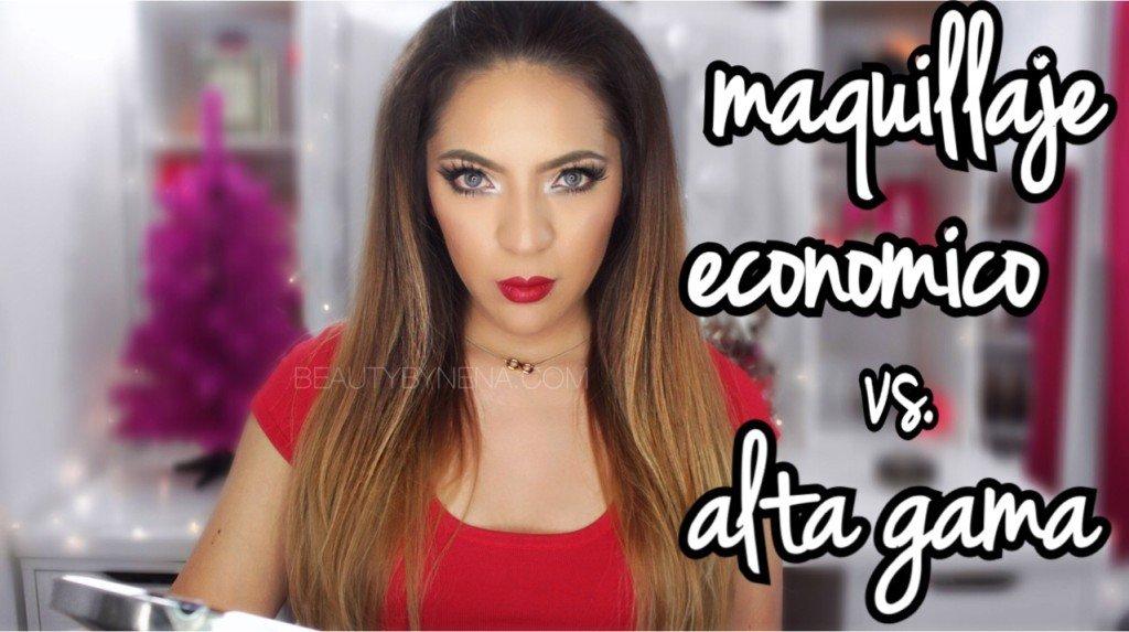 maquillaje economico