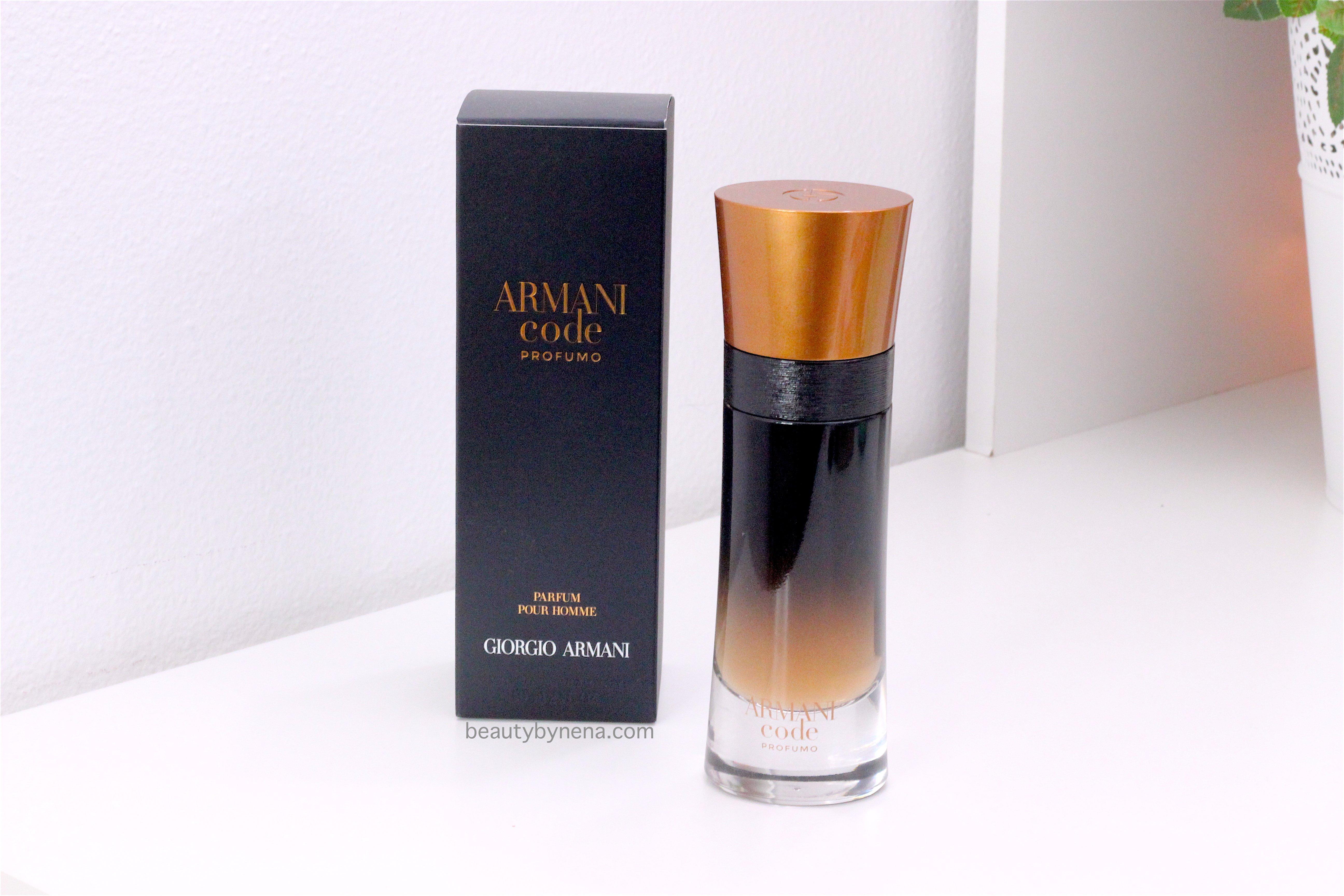 Giorgio Armani Code Profumo- Parfum per Home f65a7b3dc2