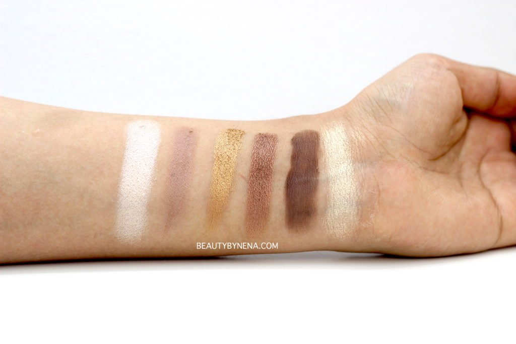 MILANI-SWATCHES
