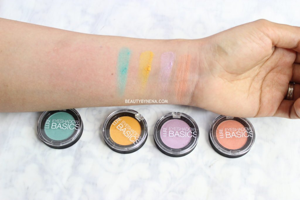 LURE-COSMETICS-SOMBRAS-SWATCHES