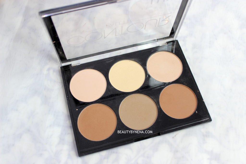 paleta-contorno-lure-cosmetics